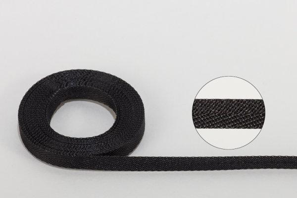 Jalousie-Aufzugband 6,0 x 0,4 mm schwarz