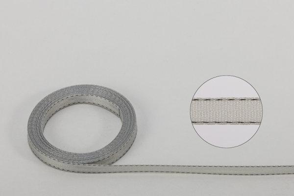 Jalousie-Aufzugband 6,0 x 0,4 mm grau