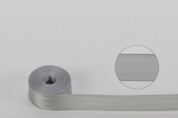 Jalousie-Aufzugband 10,0 x 0,27 mm grau