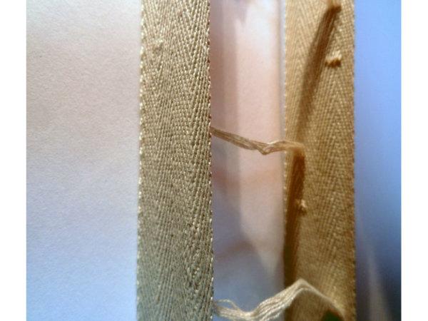 Leiterband für 50 mm Lamellen hellbeige