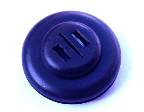 Gummistopfen für Aufzugband 3 Schlitz