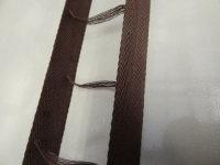 Leiterband für 50 mm Lamellen dunkelbraun