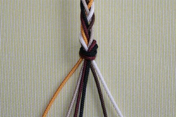 1,4 mm Polyester-Zugschnur in verschiedenen Farben