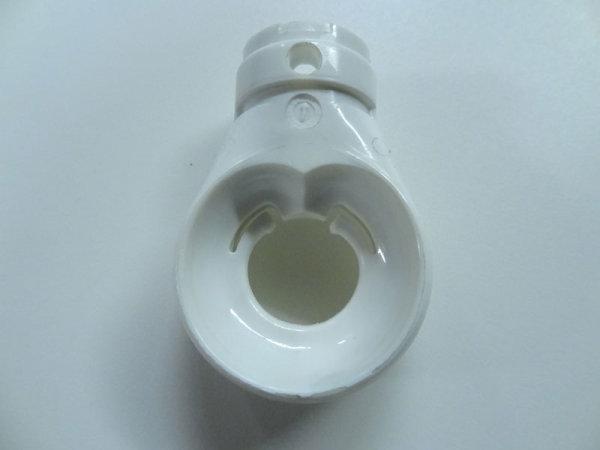 Markisenöse rund aus Kunststoff
