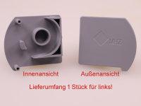 Deckel für Kettenzuggetriebe MHZ