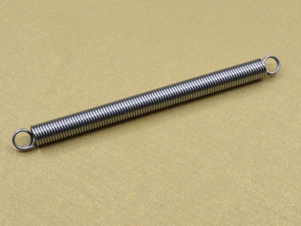 Feder für Spanndraht 86 x 6 mm