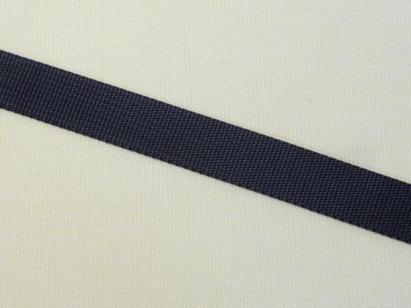 Polyesterband 15 x 1,2 mm schwarz für 8000er